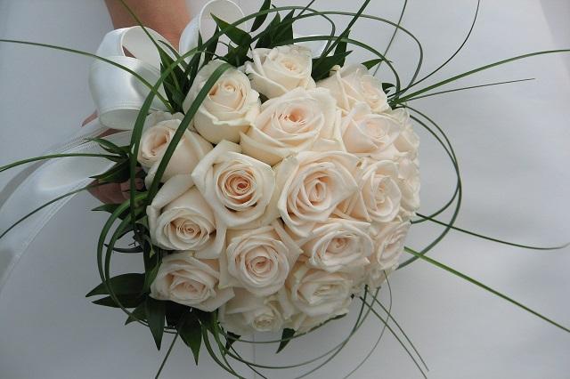 Bouquet Sposa Rotondo.Bouquet