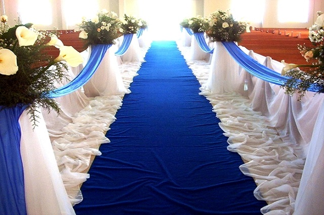 Matrimonio Tema Blu : Wedding cake
