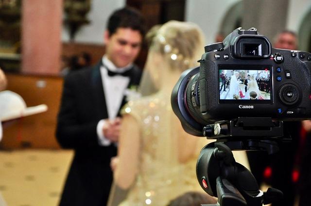 fotografo a nozze