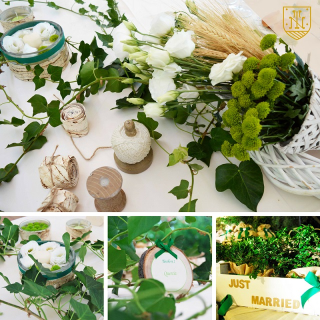 Green Wedding1tenute