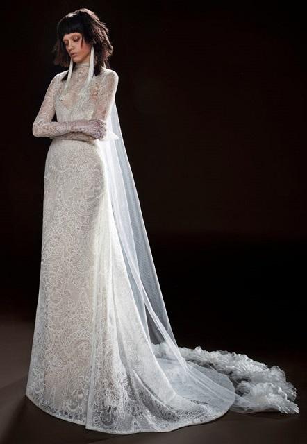 8cbb6ec495 vera wang spring 2018. Dai modelli più classici di abiti da sposa ...