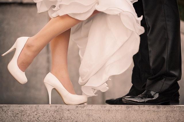 Scarpe Della Sposa.Scarpe Sposa