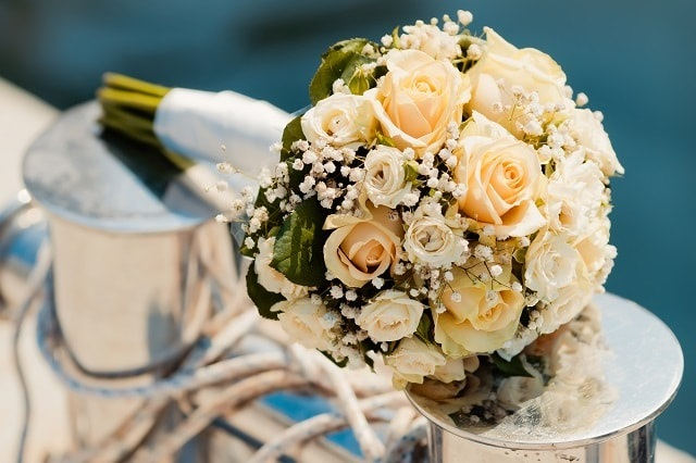 Bouquet Sposa Rotondo.Bouquet Rotondo