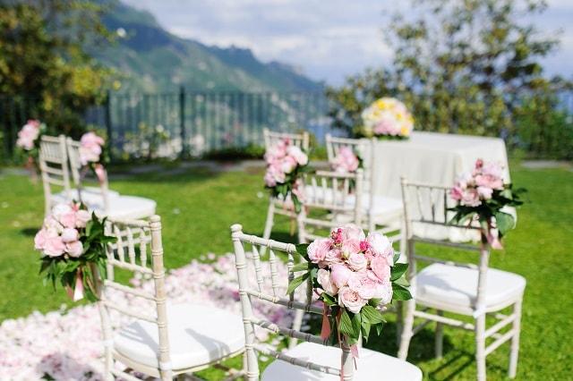 Matrimonio Spiaggia Salerno : Matrimonio allaria aperta