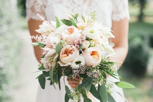 Bouquet Sposa Fiori Campo.Bouquet Sposa 2019