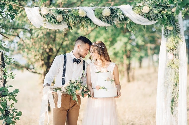 Matrimonio Country Chic Girasoli : Il matrimonio country chic