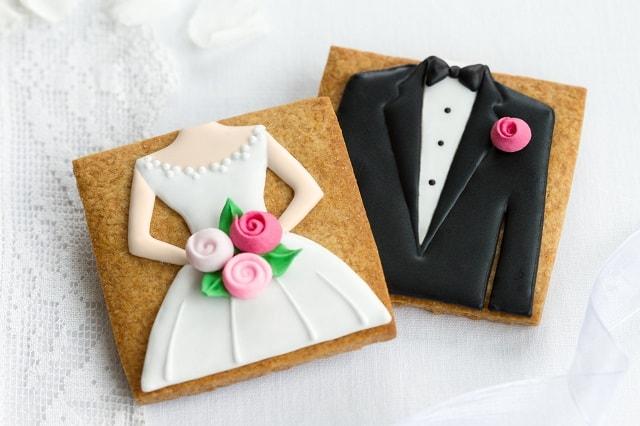 Segnaposto Matrimonio Biscotti.Biscotti Matrimonio