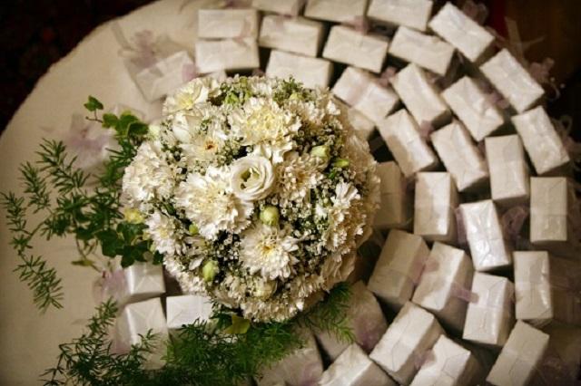 bomboniere e fiori